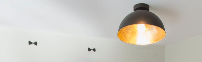 Lampade a soffitto industriali