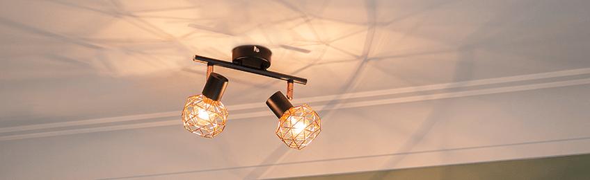 Lampade a soffitto in legno