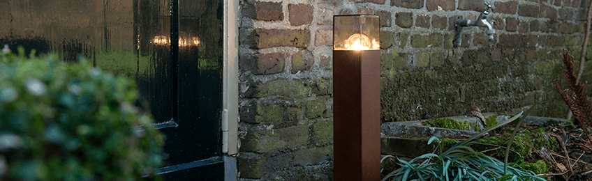 Illuminazione a LED da giardino
