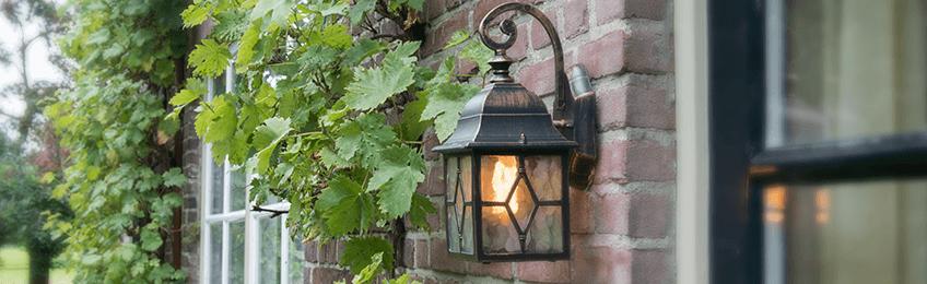 Lampade per esterni classiche