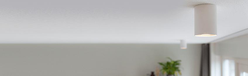 Lampade a soffitto bianco
