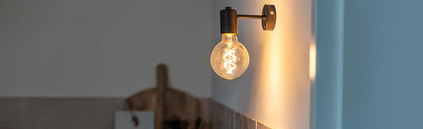 Lampade da parete per la cucina