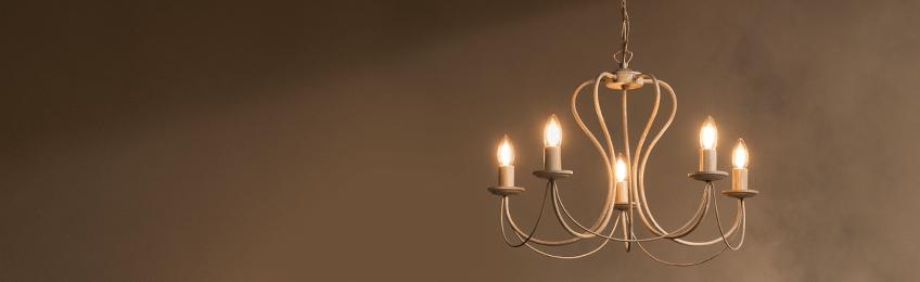 Lampadari antichi / classico
