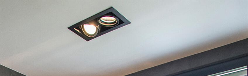 Faretti da soffitto a LED