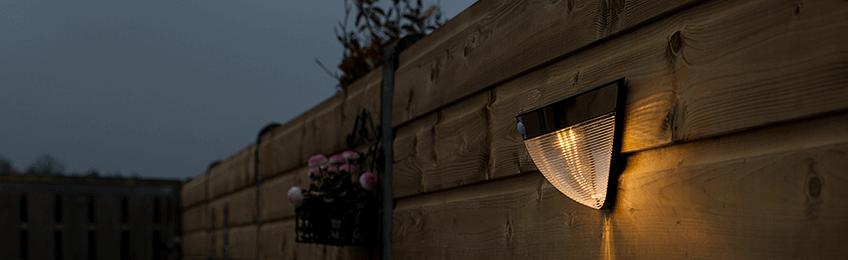 Lampade solari - esterno
