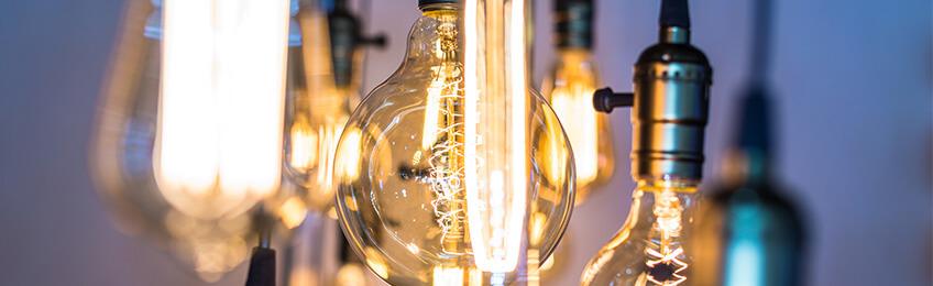 Confezioni di lampadine