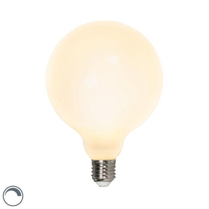 Lampadina-LED-E27-G125-900lm-2700K-dimm