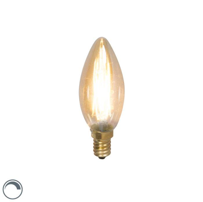 Lampadina-LED-E14-200lm-2100K-Candela-Dimm