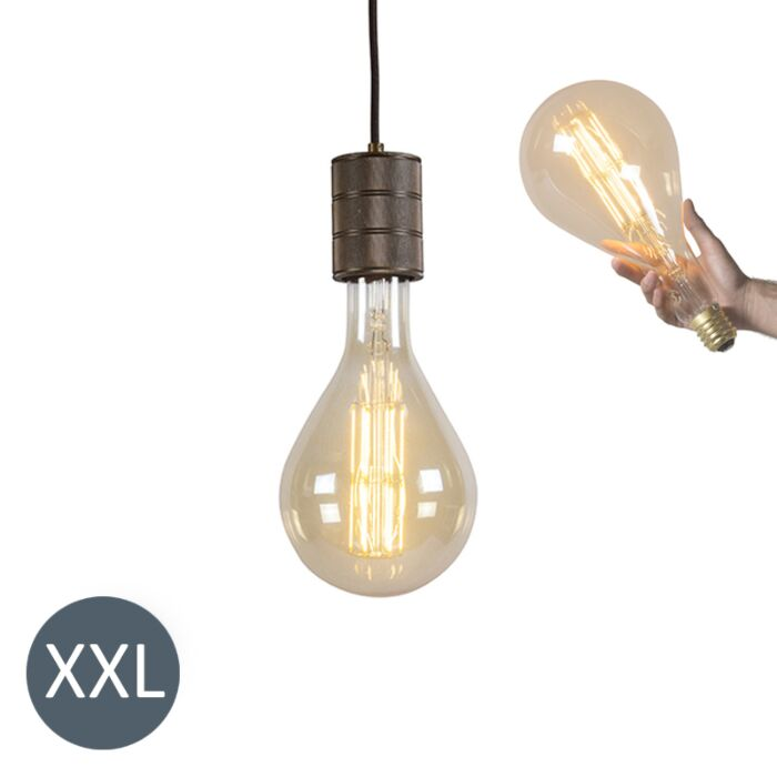Lampada-a-sospensione-SPLASH-con-lampadina-LED-regolabile