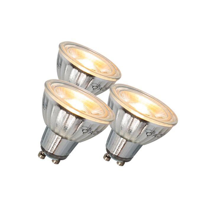 Set-di-3-lampadine-GU10-LED-7W-500LM