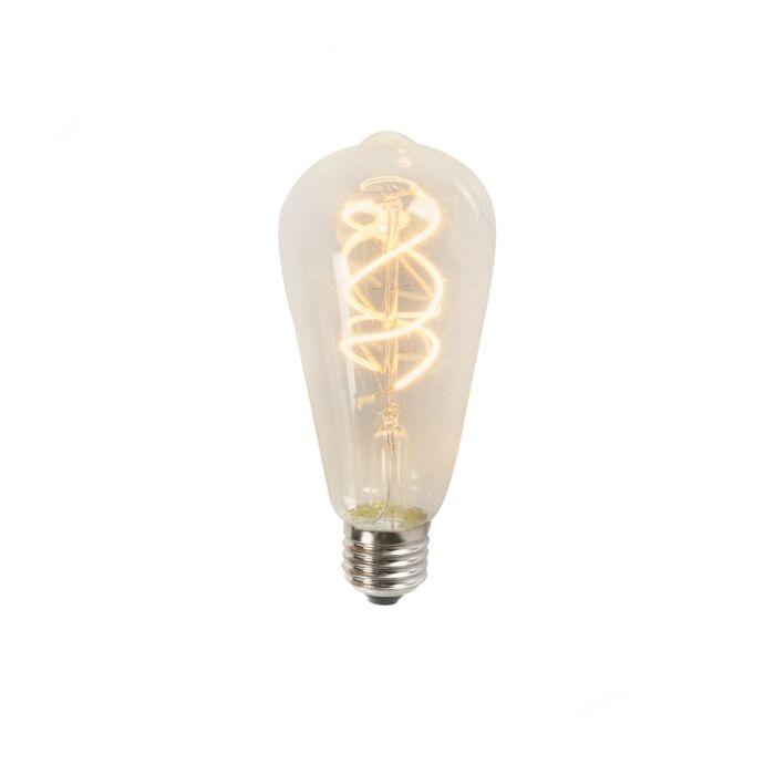 Lampadina-LED-2200K-spirale-