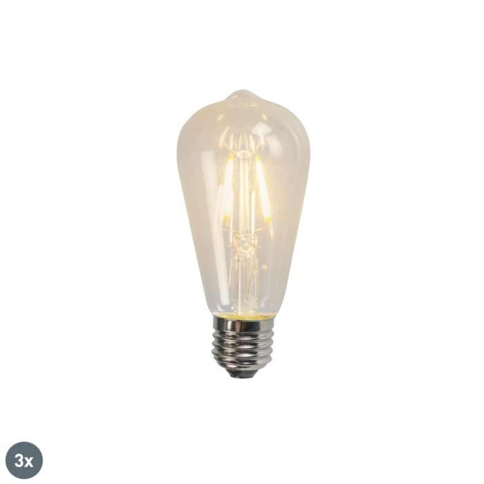 Set-3-lampadine-LED-E27-470LM-2700K