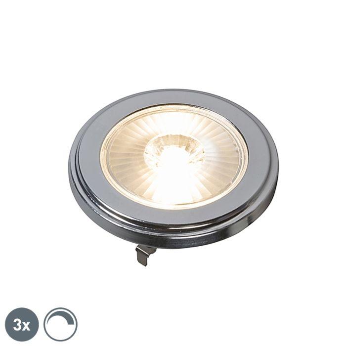 Set-3-lampadine-LED-G53-800LM-3000K-dimm