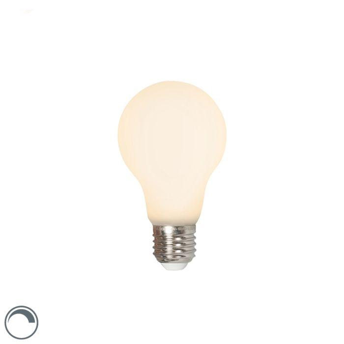 Lampadina-LED-E27-380lm-2700K-dimm