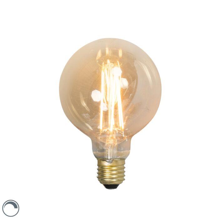 Lampadina-LED-E27-320lm-2100k-globo-dimm