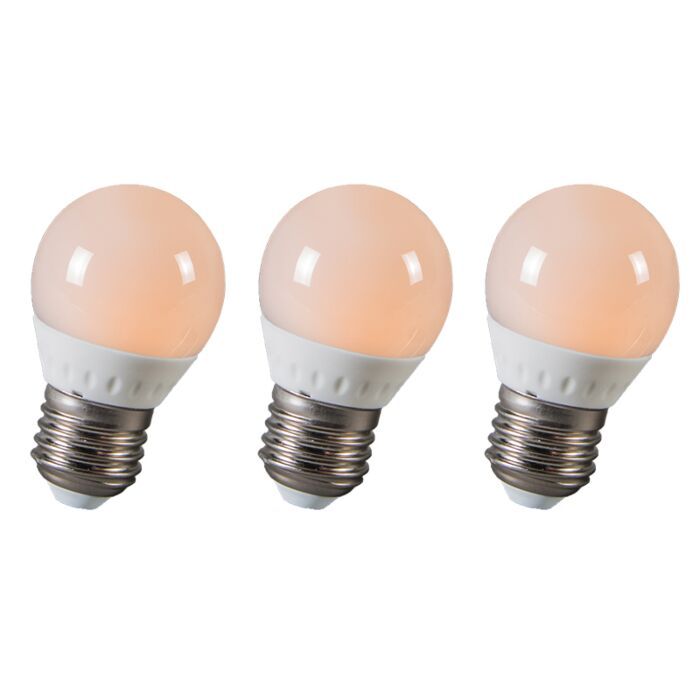 Set-di-3-lampadine-LED-E27-3W(=25W)-250LM