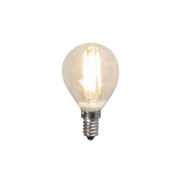 Lampadina-LED-filamento-G45-4W-2700K-trasparente