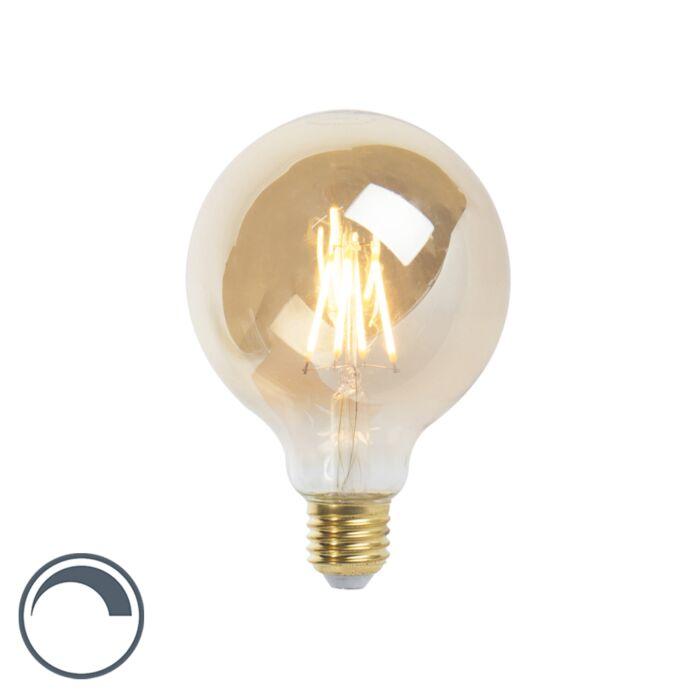 Lampadina-LED-E27-goldline-360lm-2200K-globo-dimm
