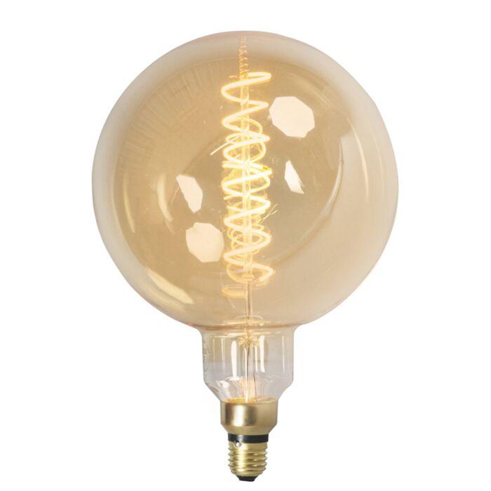 Lampadina-LED-E27-200lm-2100K-MEGA-globe-dimm