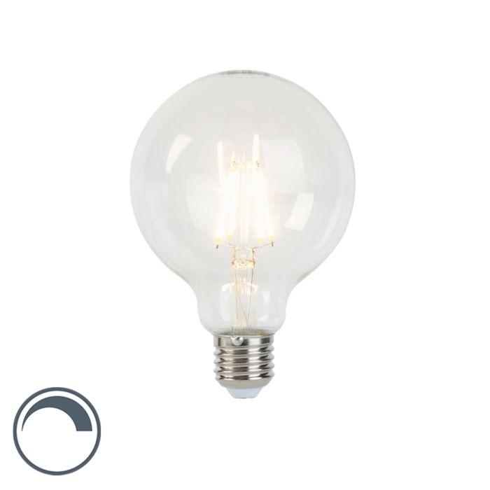 Lampadina-LED-E27-450lm-2700K-dimm-globo