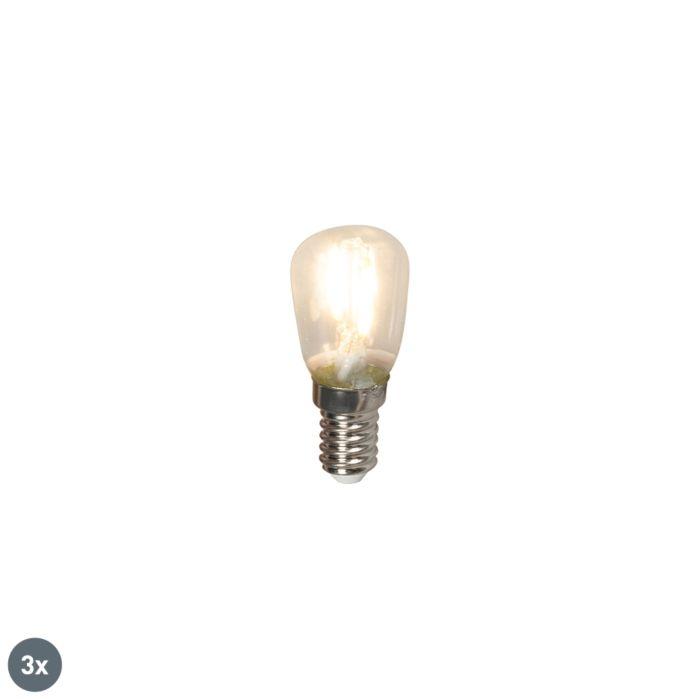 Set-3-lampadine-LED-E14-100lm-2700-K