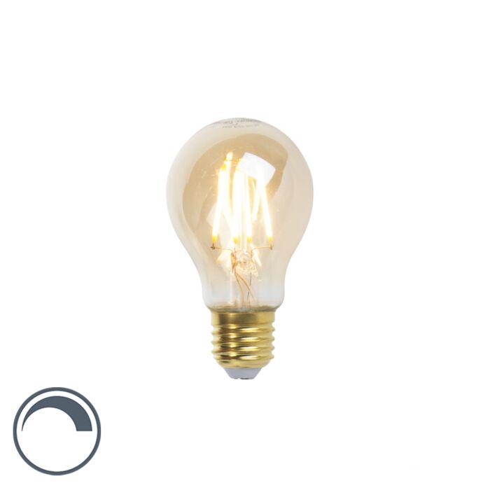 Lampadina-LED-E27-360lm-2200K-dimm-Goldline-