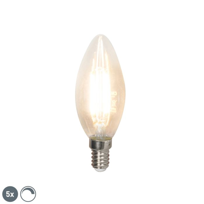 Set-5-lampadine-LED-E14-350lm-2700K-dimm-