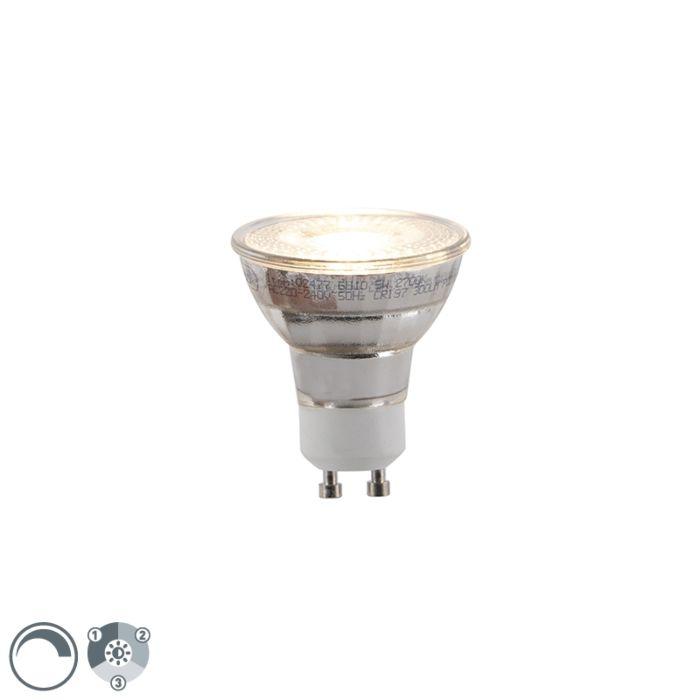 Lampadina-LED-GU10-dimmerabile-3-gradini-5W-300lm