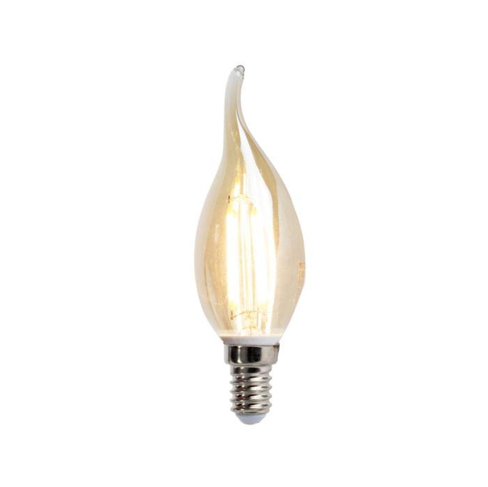 Lampadina-a-LED-a-filamenti-a-candela-E14-4W-350LM-bianco-caldo-2200K