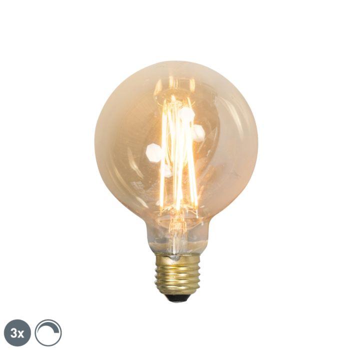 Set-3-lampadine-LED-E27-320lm-2100K-globo-dimm