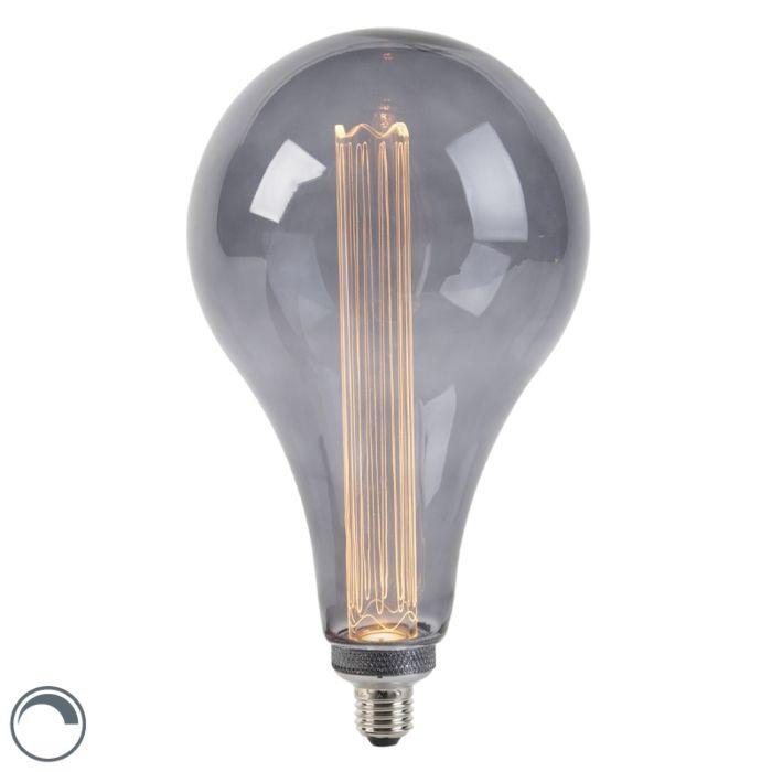 Lampada-a-LED-A165-E27-3,5W-2000K-dimmerabile-fumo
