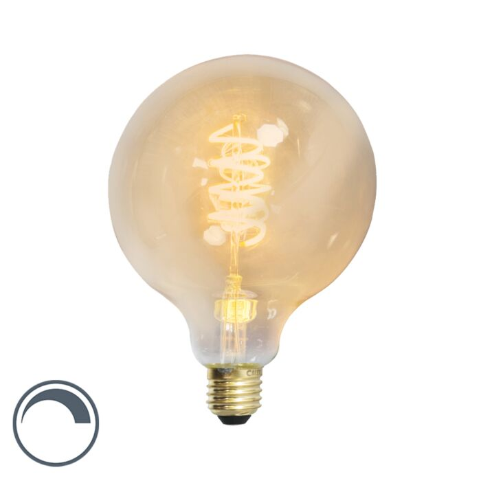 Lampadina-LED-E27-200lm-2100k-globo-spirale-dimm
