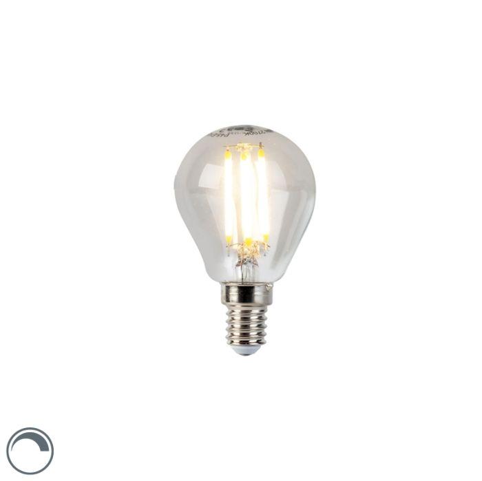 Lampadina-LED-E14-470lm-P45-dimmerabile
