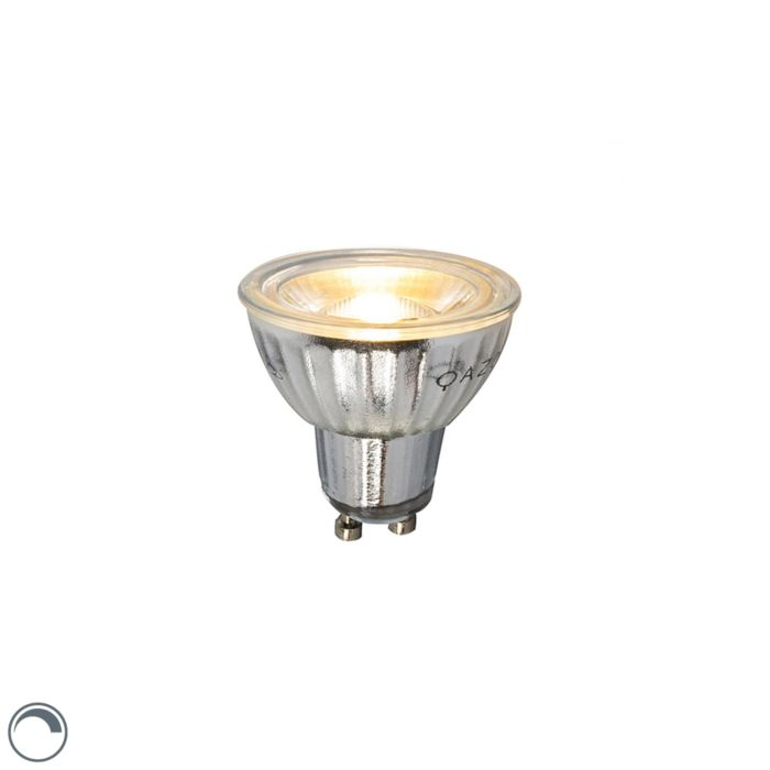Lampadina-LED-GU10-7W-500LM-2700K-dimmerabile