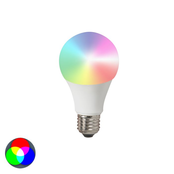 Lampadina-E27-a-LED-SMART-LIGHT-RGB-A60-7W-500LM