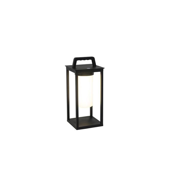 Lampada-da-tavolo-moderna-nera-ricaricabile-LED---DENLU