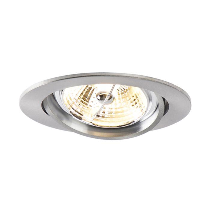 Faretto-da-incasso-moderno-alluminio-AR70---CISCO