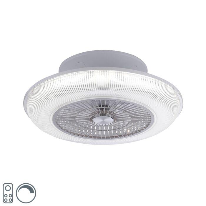 Ventilatore-da-soffitto-grigio-LED-RGB-2700---5000K---RAKI