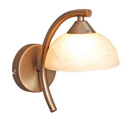 Applique-'Milano-15'-classico-bronzo---adatto-per-LED-/-interno