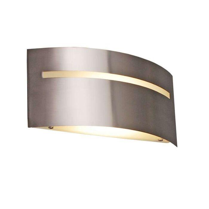 Applique-'Gossip'-design-acciaio---adatto-per-LED-/-interno