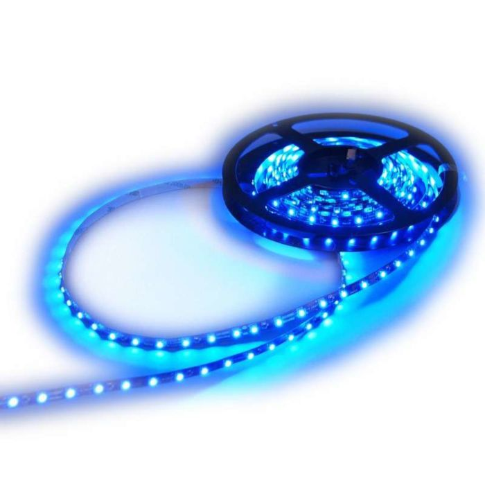 Illuminazione-flessibile-a-LED-'led-strip'-moderna-trasparente/plastica---include-LED-/-interna
