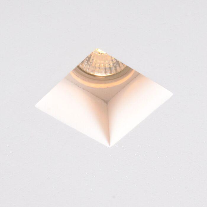 Faretto-da-incasso-quadrato---GIPSY-Zero