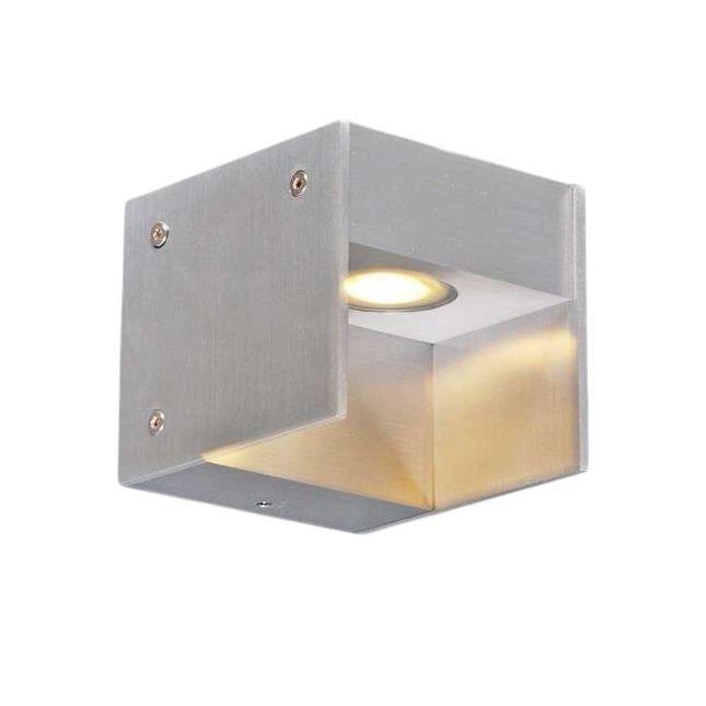 Applique-'Luna-I'-moderno-alluminio---include-LED-/-esterno,-interno,-bagno