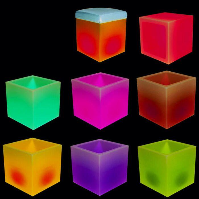 'Macetero'-include-LED-/-esterno,-interno
