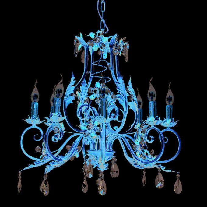 'romance-bruin'-adatto-per-LED-/-interno