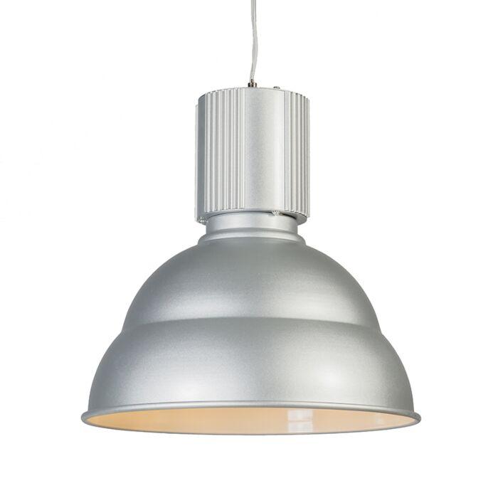 Lampada-a-sospensione-'Industrie'-industriale-alluminio---adatta-per-LED-/-interna