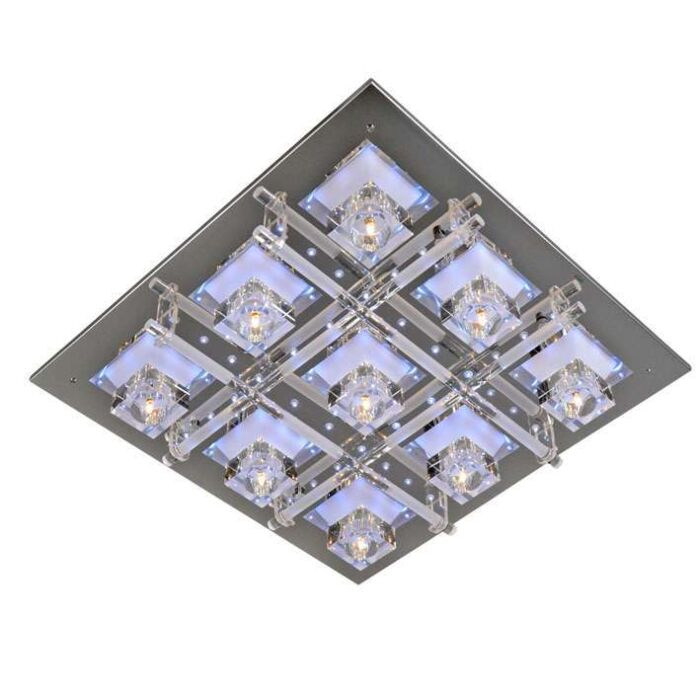 Ceiling-Lamp-Ilum-9-Chrome