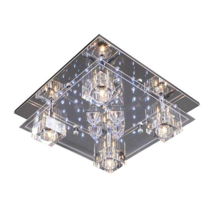 Ceiling-Lamp-Ilumex-4-Chrome