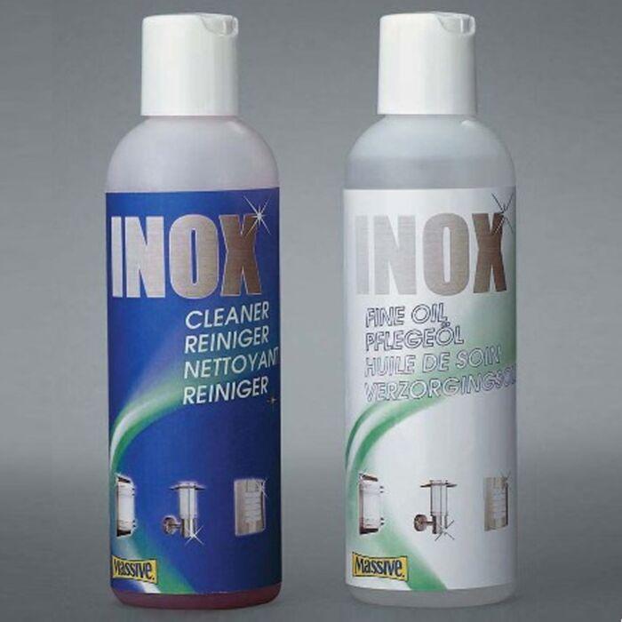 Set-detergente-e-olio-per-la-cura-dell'acciaio-inossidabile