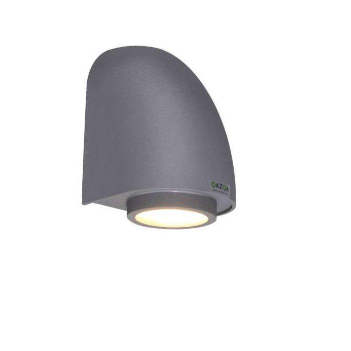 Applique-'Micron'-moderno-carbone/alluminio---adatto-per-LED-/-esterno,-interno,-bagno